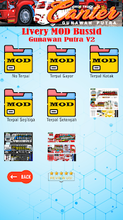 Image For Mod Truk Canter Gunawan Putra Versi 1.0 3