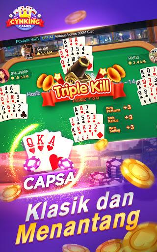 Gaple-Domino QiuQiu Poker Capsa Ceme Game Online 2.19.0.0 screenshots 6