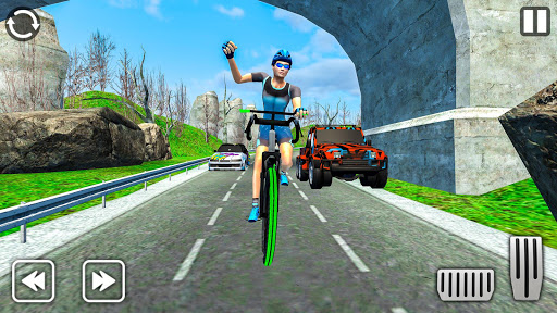 Light Bike Fearless BMX Racing Rider 2.2 screenshots 2