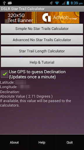 Star Trail Calculator For PC Windows (7, 8, 10, 10X) & Mac Computer Image Number- 5