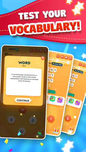 Wordly: Exciting & Educational Word Puzzle Games! 2.0 screenshots 4