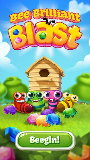 Bee Brilliant Blast 1.33.1 screenshots 5