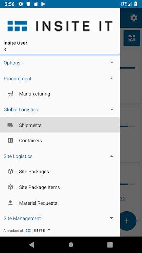 Insite LMS 7.2.35 screenshots 1