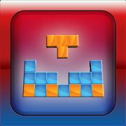 Tetra Block 3D Blitz Puzzle