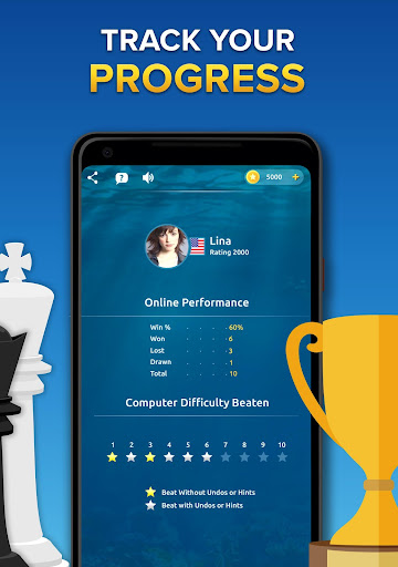 Chess Stars - Play Online  screenshots 11