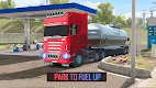 screenshot of Oil Tanker Truck Driving Simulation Games 2020