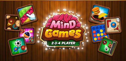 Screenshot of Mind Games For 2 3 4 Player