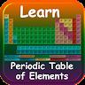 Periodic Table - Study, Practice, Quiz Games. icon