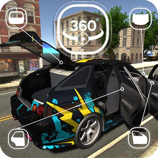 Urban Car Simulator Icon