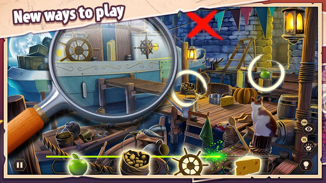 Books of Wonders - Hidden Object Games Collection screenshot 10