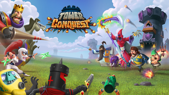 Tower Conquest Mod Apk (Unlimited Money) 9