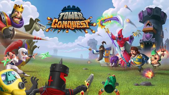 Tower Conquest Mod Apk (Unlimited Money) 9