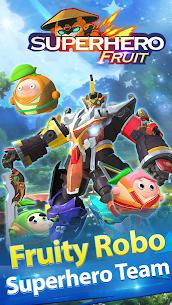 Download Superhero Fruit Apk : Robot Wars – Future Battles v3.3 (Mod – free shopping) 2