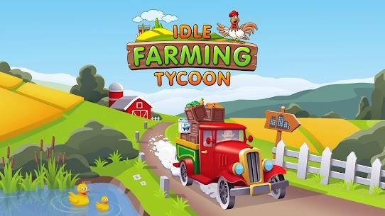 Idle Farming Tycoon  Build Farm Empire Apk Download 2021 1