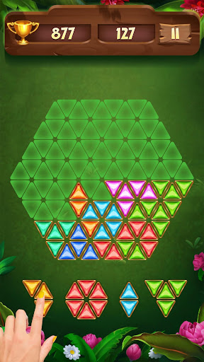 Block Puzzle Gardens - Free Block Puzzle Games 1.4 screenshots 1