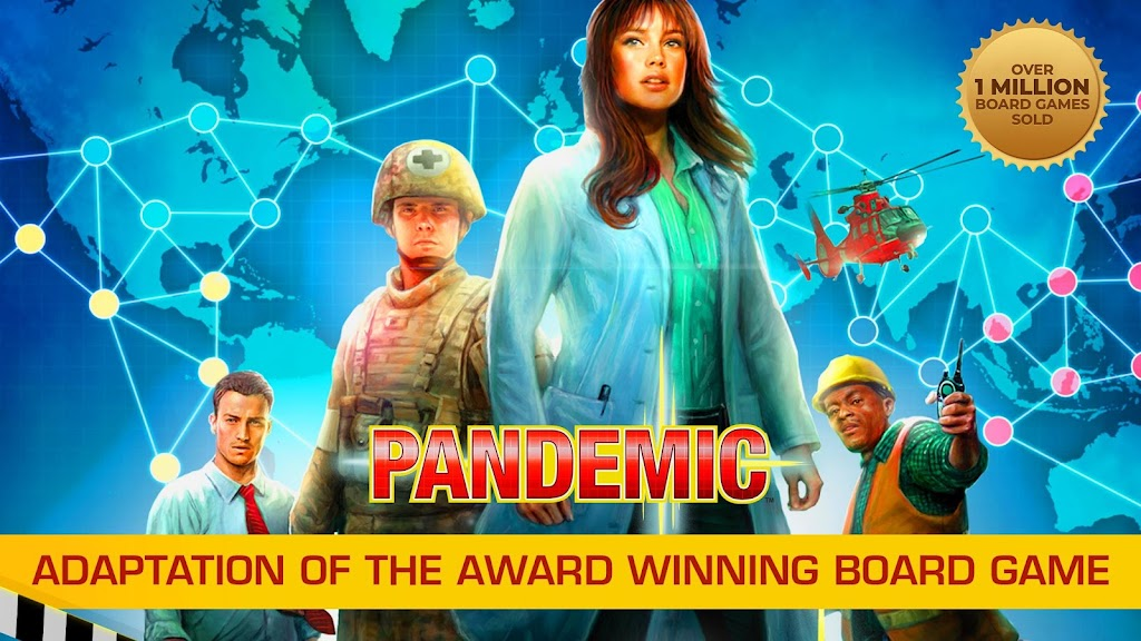 Pandemic: The Board Game  poster 0
