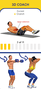 Abs Workout - Daily Fitness Screenshot