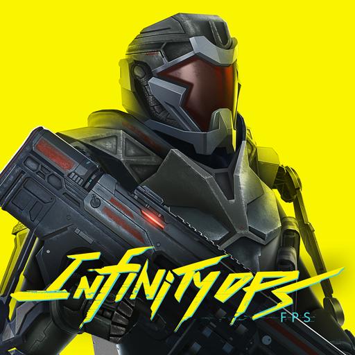 Infinity Ops: Online FPS Cyberpunk Shooter