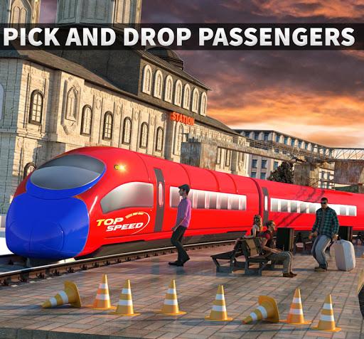 Real Train Driving Simulator: Railway Driver 2020 1.18 screenshots 18