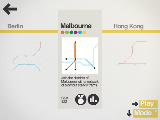 Mini Metro Varies with device screenshots 15
