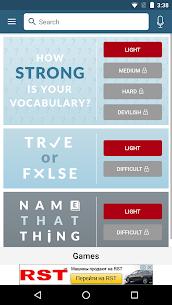 Dictionary – Merriam-Webster 7