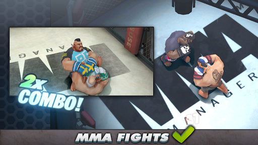 MMA Manager 0.34.3 Screenshots 2