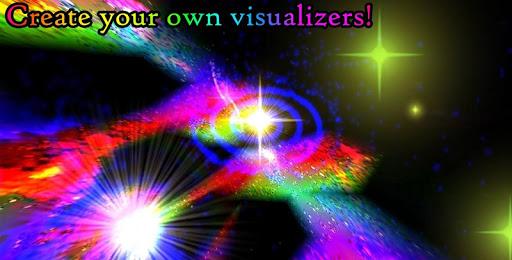 3D Stars Journey - Universe Music Visualizer Apkfinish screenshots 11
