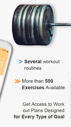 Gym WP - Workout Routines & Training Programs  screenshots 2