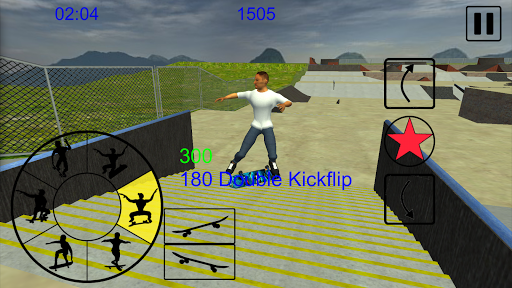 Skating Freestyle Extreme 3D 1.70 Screenshots 1