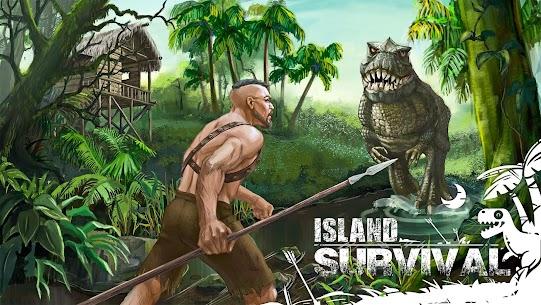 Jurassic Island MOD Apk 1.7.0 (Unlocked) 1