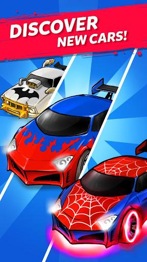 Merge Battle Car: Best Idle Clicker Tycoon game 2.3.1 screenshots 5