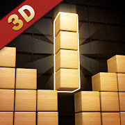Wood Puzzle: Slide Stack Block Match Collect Tile