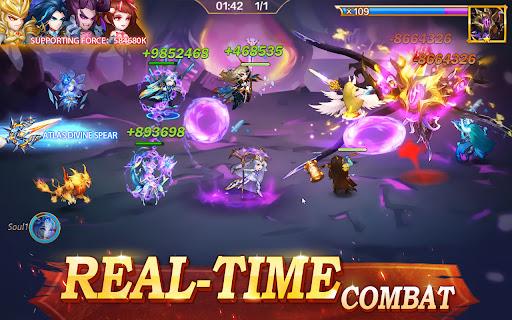 Soul Land Reloaded apkpoly screenshots 4