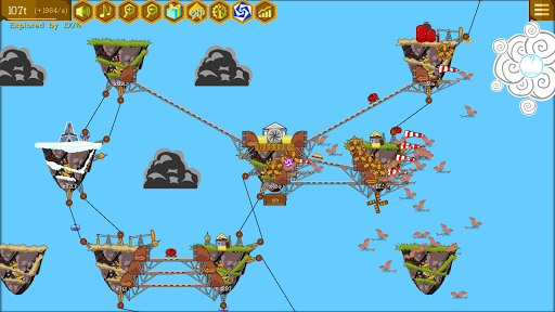 Steampunk Idle Spinner: Coin Machines android2mod screenshots 12