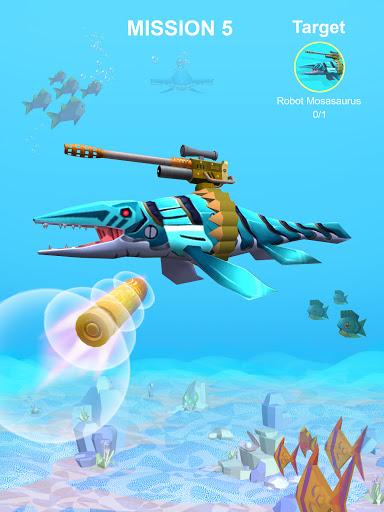 Jurassic Sea Attack 7.42 screenshots 6