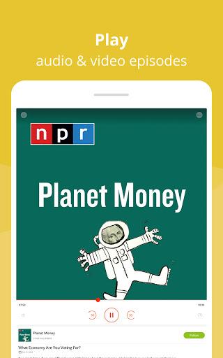 Podcast App & Podcast Player - Podbean 8.3.2 Screenshots 10