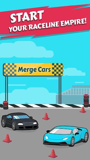 Merge Car game free idle tycoon screenshots 8
