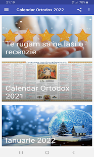 Calendar Ortodox 2022.Download Calendar Creștin Ortodox 2022 Apk For Android