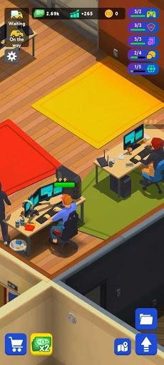 IT Corp Tycoon apktreat screenshots 2