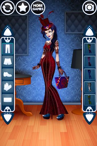 Gothic Dress Up 1.2.3 screenshots 2