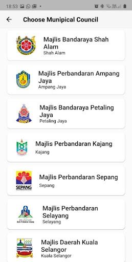 Smart Selangor Parking 9.2.0 Screenshots 1