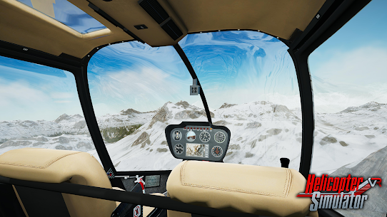 Helicopter Simulator 2021 MOD APK 1.0.1 (Unlocked Helicopter/Levels) 12
