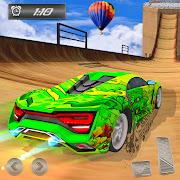 Mega Ramp Car Stunt Racing - New Car Games 2021