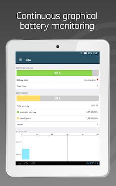 System Status Pro: Cell Activity & Battery Monitorのおすすめ画像5