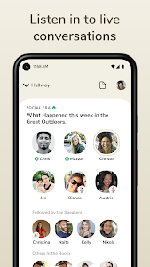 Clubhouse: The Social Audio App 0.1.10