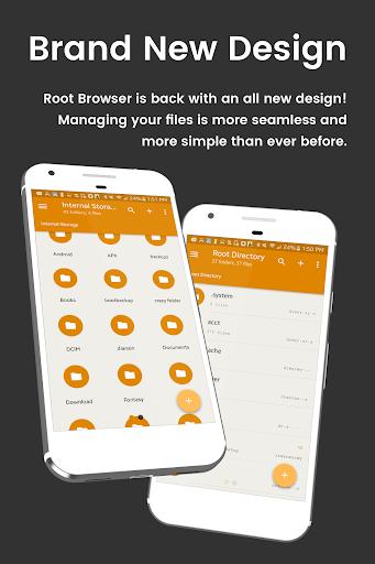 File Explorer Root Browser  Screenshots 2