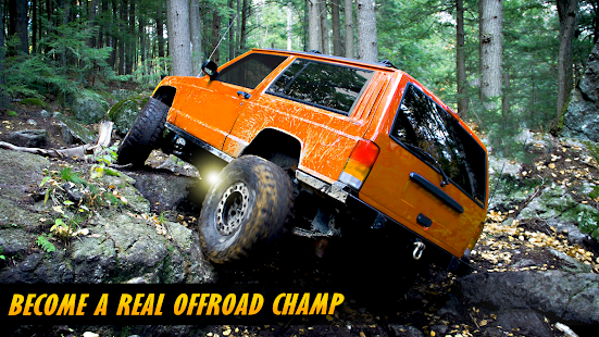 Offroad Rally Racing Xtreme 3d Screenshot