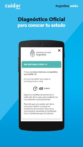 CUIDAR COVID-19 ARGENTINA 3.5.2 Screenshots 3
