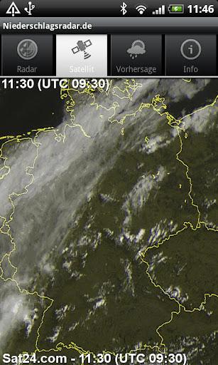 NiederschlagsRadar.de  screenshots 3