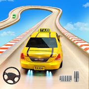 Taxi Car Mega Ramp Stunt: GT Car Racing Stunt Game